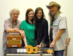 Feuersteins Quartett spielt in der Nordstadt.