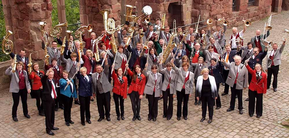 Das Projektorchester Eifel wird am Sonntag im Fredenbaumpark spielen.