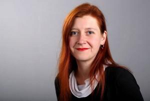 Nadja Reigl ist Vorsitzende der Dortmunder Piraten und Organisatorin des Marsches.