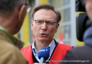 Streik im Sozial- und Erziehungsdienst geht in die zweite Woche. Michael Bürger, ver.di