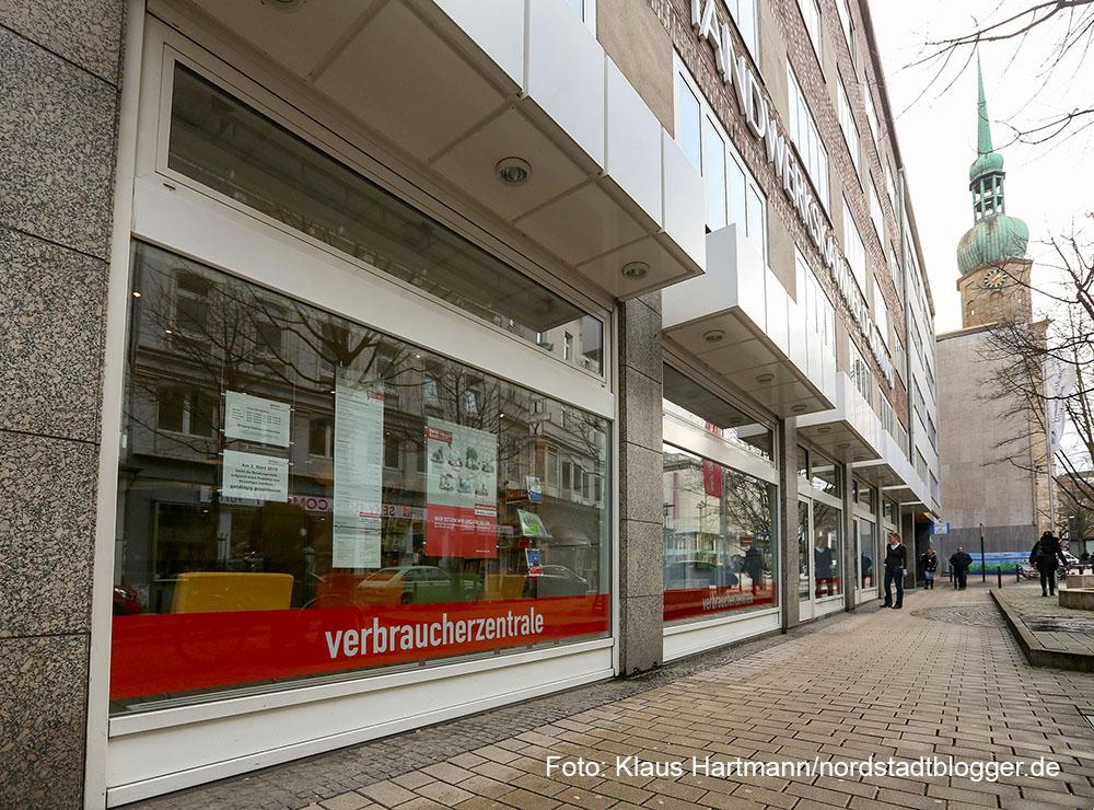 Die Verbraucherzentrale besteht in Dortmund seit 50 Jahren.