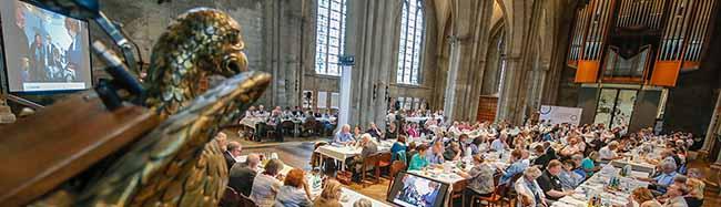 """Die Synode des Evangelischen Kirchenkreises fordert ein schnelles Verbot der Neonazi-Partei """"Die Rechte"""""""