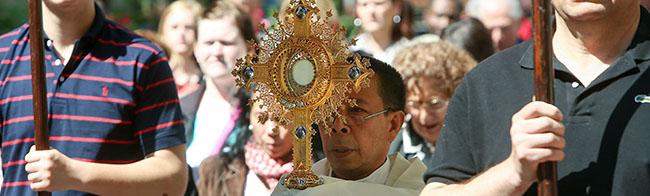 Patronatsfest: Ein Jahr Kirchenfusion in der Nordstadt – Doch auch 2017 gibt es viele Veränderungen für die Katholiken