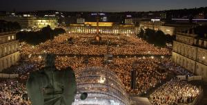 Der Deutsche Evangelische Kirchentag fand in vergangenen Jahr in Stuttgart statt. Fotos: Kirchentag
