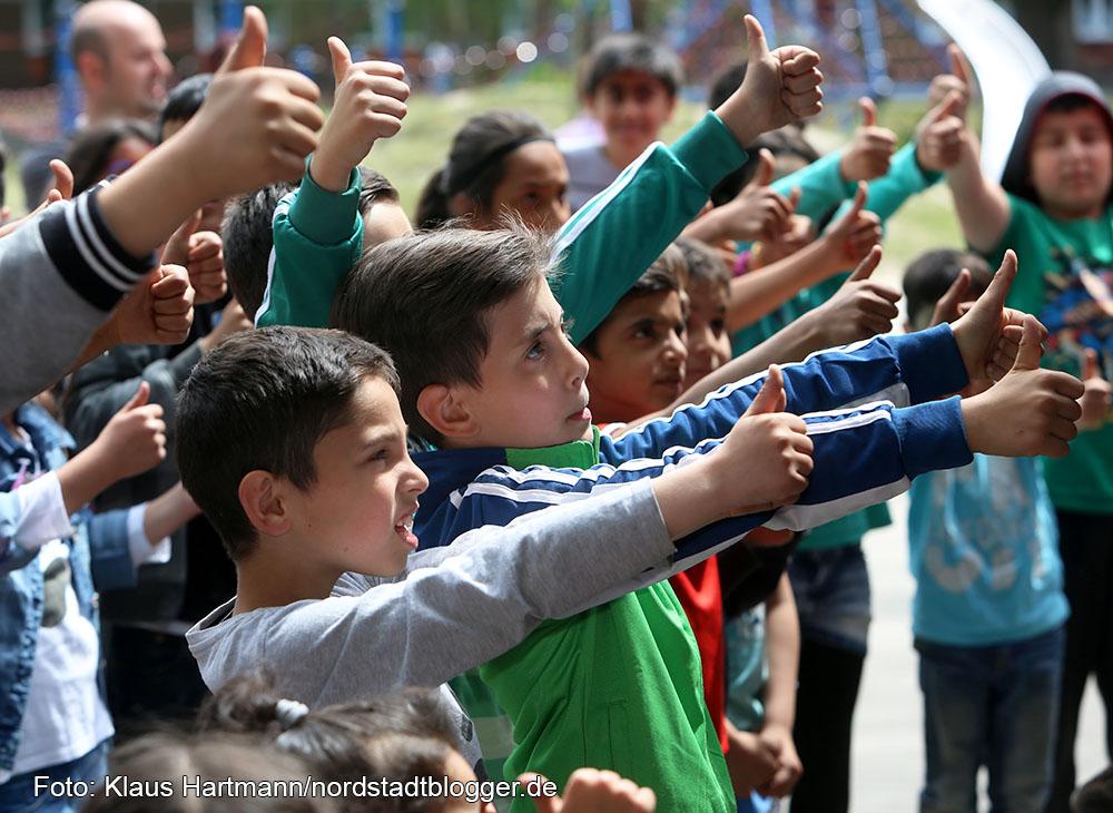 Internationales Kinderfest im kezz
