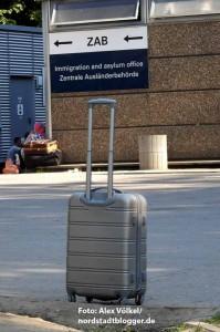 Allein im Juni 2015 wurden mehr als 53.000 Flüchtlinge durch die EAE Hacheney geschleust.
