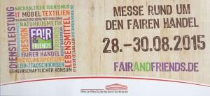 Aktionsbündnis Fairer Handel präsentiert Programm für II/2015