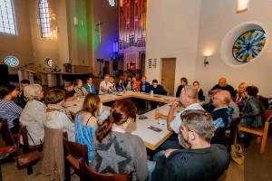 Die Kulturkirche lädt erneut zu einem philosophischen Abend ein. Foto: Stephan Schütze