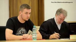 Lukas B. musste sich wegen Körperverletzung verantworten und wurde verurteilt.