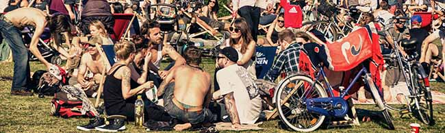 Zum Finale in der Nordstadt: Die Summersounds DJ-Picknicks machen am Samstag im Fredenbaumpark Station