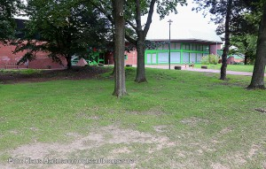 Außenbereich des Dietrich-Keuning-Haus