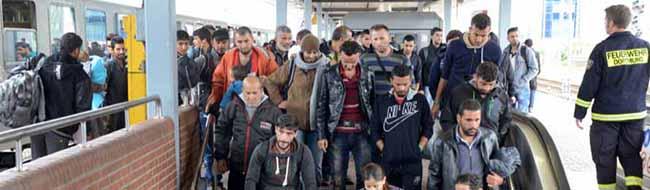 """Zum Abschluss der Reihe """"Wir schaffen das?!"""": Levent Arslan über Flüchtlinge, Integration und Alltag in Dortmund"""