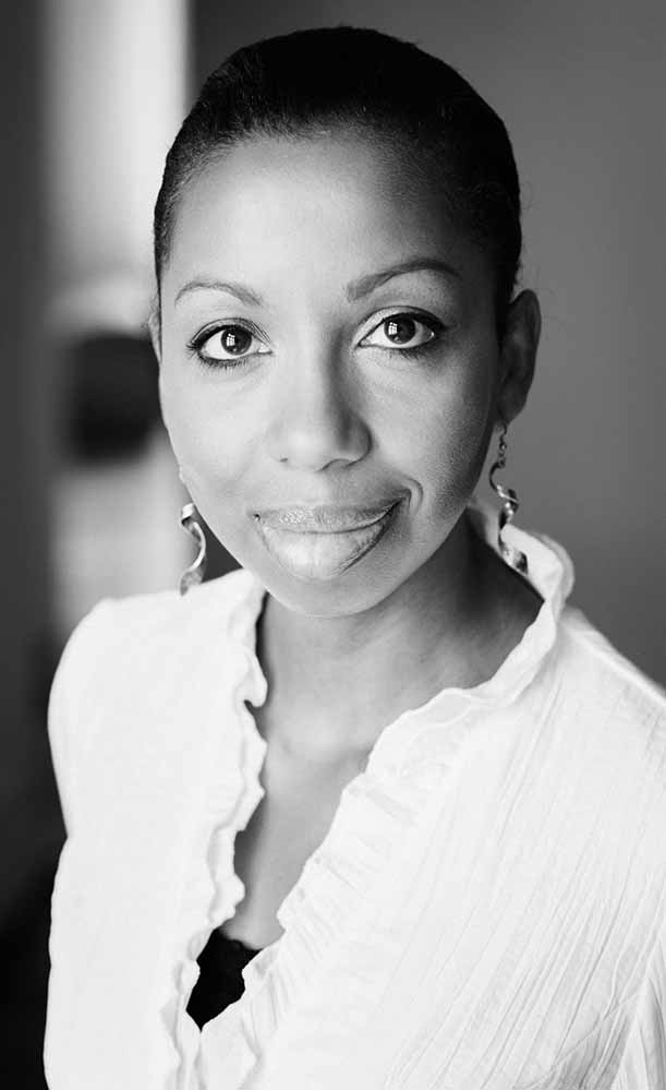 Marie N'Diaye wird mit dem Nelly-Sachs-Preis ausgezeichnet. Foto: Heike Steinweg/Suhrkamp Verlag