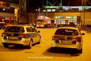 Auch die Polizei hat ihre Bemühungen in der Nordstadt intensiviert.