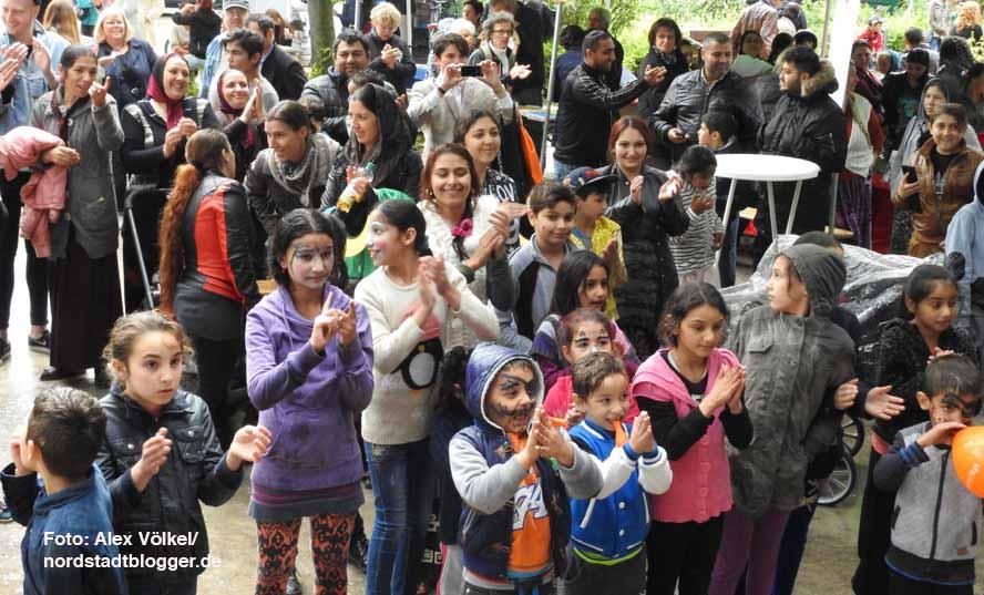 Das zweite Familienfest im Rahmen des Roma-Kulturfestivals Djelem Djelem war ein Besuchermagnet.
