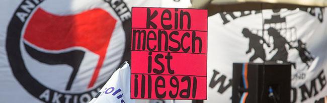 Refugees Welcome: Solidarität mit ALLEN Geflüchteten – Dortmund demonstriert für Flüchtlinge