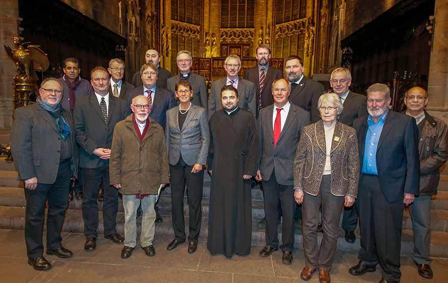 Ihr 50jähriges Jubiläum hat die Arbeitsgemeinschaft Christlicher Kirchen in Dortmund gefeiert. Foto: Stephan Schuetze/VKK