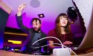 Björn und Linda Hering sind das Stuntcat-DJ-Team.