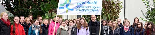 Pilgern für den Klimaschutz: Dortmunder Stationen auf dem Ökumenischen Pilgerweg für Klimagerechtigkeit