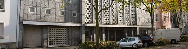 Bürgerdialog in Dortmund: In die ehemalige Neuapostolische Kirche in der Nordstadt sollen Flüchtlinge ziehen