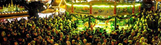 7. Dortmunder Weihnachtssingen auf dem Hansaplatz –  Gemeinsam Singen und dabei gemeinsam Gutes tun