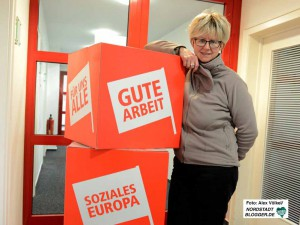 Interview DGB Jutta Reiter