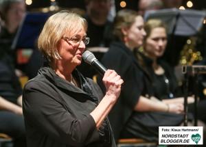 Musik im Advent im Dietrich-Keuning-Haus. Moderation Christine Hartman-Hilter