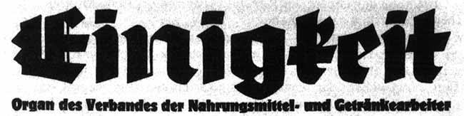 SERIE (3): Wilhelm Brülling – ein überzeugter Gewerkschafter und Mitbegründer der NGG in Dortmund