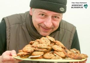 Weihnachtsbäckerei bei ConcordiArt. André Körnig