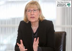 Dortmunder Hochschultage. Prof. Dr. Ursula Gather, Rektorin Technische Universität Dortmund