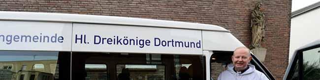 """Eine neue katholische Großpfarrei für die Nordstadt: Ab Sonntag gibt es """"Heilige Dreikönige Dortmund"""""""