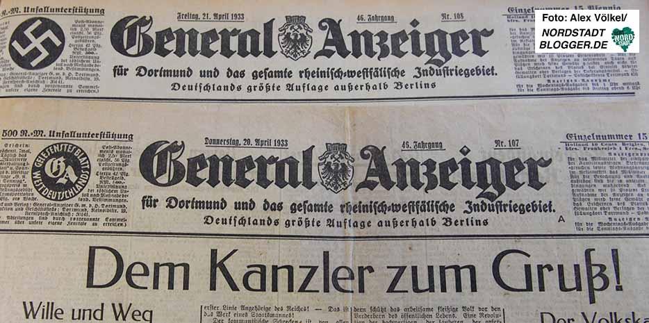das Dortmunder Institut für Zeitungsforschung. Es besitzt eine der größten Zeitungs- und Zeitschriftensammlungen in Deutschland.