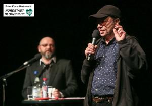 Matthias Hecht und Rolf Dennemann (rechts)