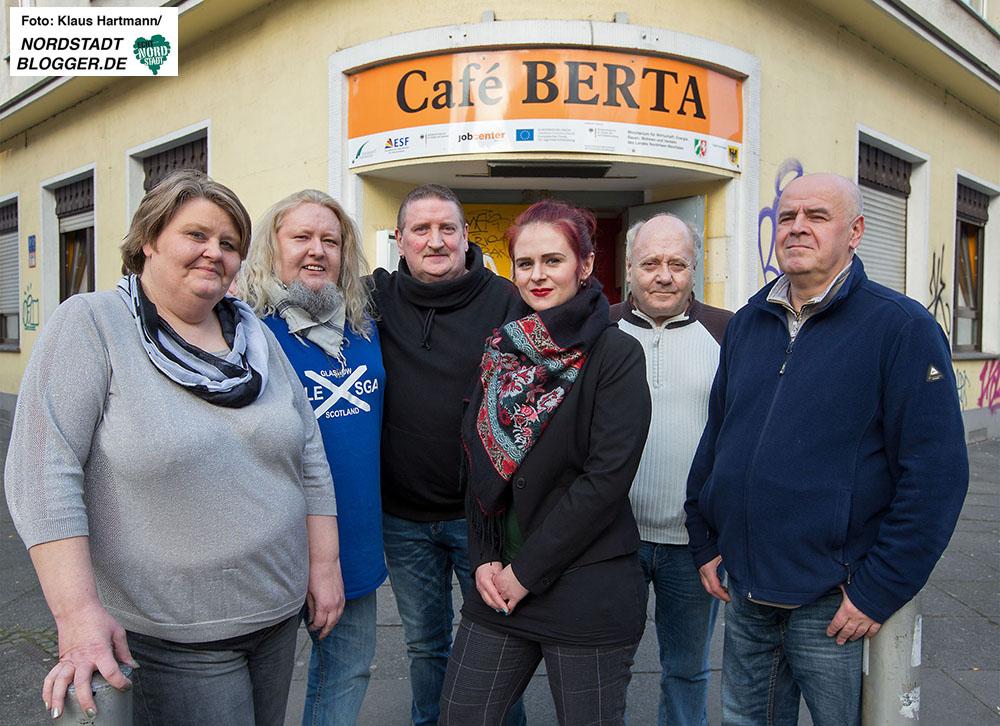 Agnieszka Fach ist neue Mitarbeiterin im Café Berta
