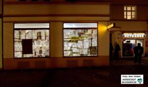 """In der Scharnhorststraße soll der Kultur- und Buchladen """"Black Pigeon"""" entstehen."""