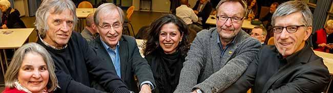 Flüchtlingshilfe: Netzwerk für Ehrenamtliche gegründet