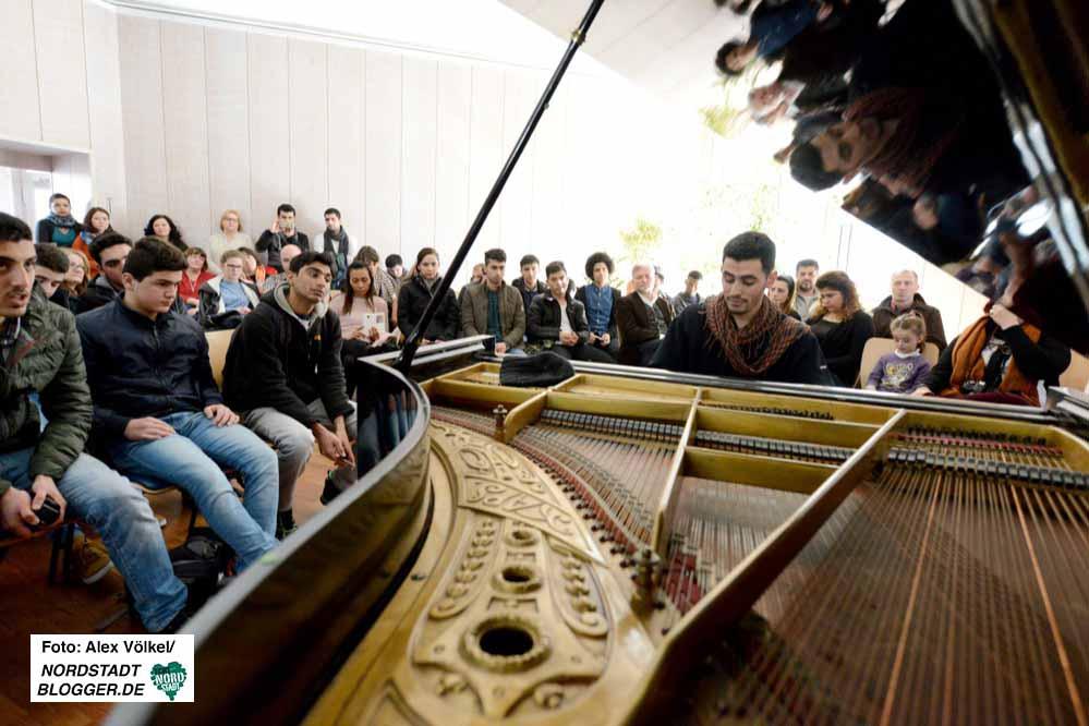 Aeham Ahmad ist als der Klavierspieler von Jarmuk bekannt geworden.