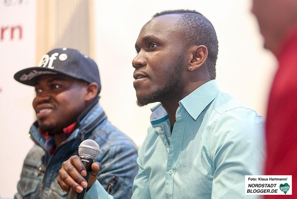 Vortrag und Diskussion: Fluchtursachen von jungen Afrikanern in der Auslandsgesellschaft. Flüchtlinge aus Afrika berichten über ihre Flucht