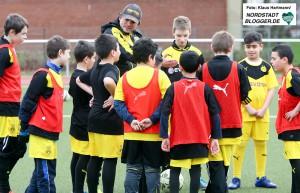 BvB-Trainingslager für Nordstadt-Kids