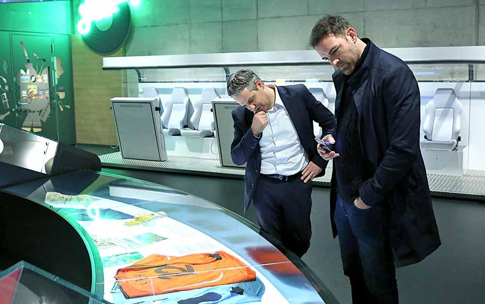 Das DFB-Fußballmuseum lockt nicht nur mit der Ausstellung, sondern auch mit vielen Sonderveranstaltungen.