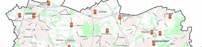 30 angemeldete Osterfeuer in Dortmund: Umweltamt kontrolliert die Materialien und das Umschichten