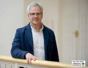 Ralf Dallmann, Betriebsleiter des Eigenbetriebs Friedhöfe Dortmund