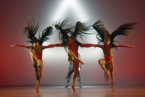 Das Ballett Dortmund ist eine von fünf Sparten des Hauses - alle machen mit.