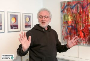 Ausstellung: Friday on my mind von Hartmut F. K. Gloger in der Galerie Fischer im Depot