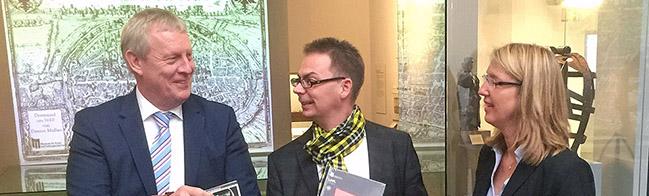 Rund 80 BewerberInnen: Dr. Jens Stöcker (42) ist neuer Leiter des Museums für Kunst und Kulturgeschichte Dortmund