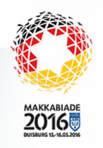 Makkabiade - Logo