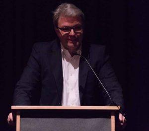 Staatssekretär Dr. Marc Jan Eumann.