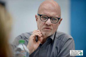 Projektleiter Klaus Pfeiffer