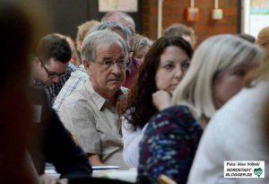 Paul-Gerhard Stamm ist Sprecher des neu gegründeten Netzwerks der Ehrenamtlichen.