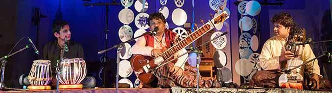 12. Nacht der Religionen mit Musikern aus verschiedenen Kulturen und mehrere Konzerte in der Pauluskirche